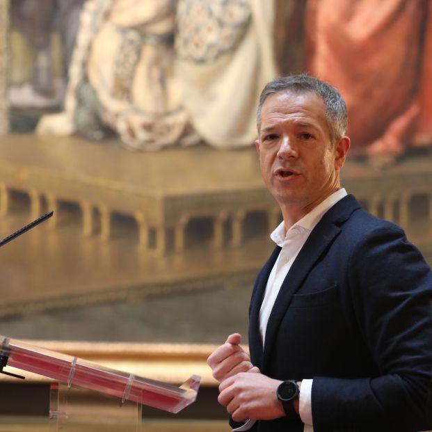 """Ander Gil propone abordar el reto demográfico como una """"lucha por la igualdad"""" de los territorios"""