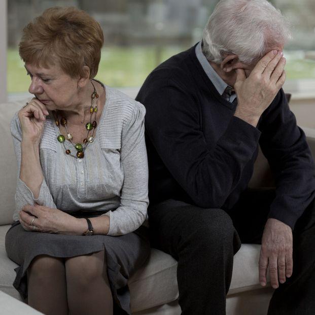 Se acabó el tener que aguantar: crecen los divorcios en personas mayores (Foto: Bigstock)
