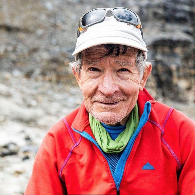 """El alpinista Carlos Soria, obligado a cancelar su homenaje a los mayores: """"Muchos han desaparecido"""""""