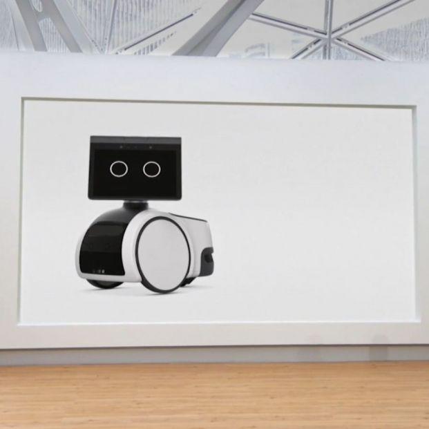 Amazon lanza Astro, su nuevo robot doméstico sobre ruedas por 1.000 dólares. Foto: Europa Press