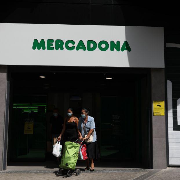 Mercadona reparte a diario sus productos a la residencia de las Hermanitas de los Pobres en Ronda. Foto: Europa Press