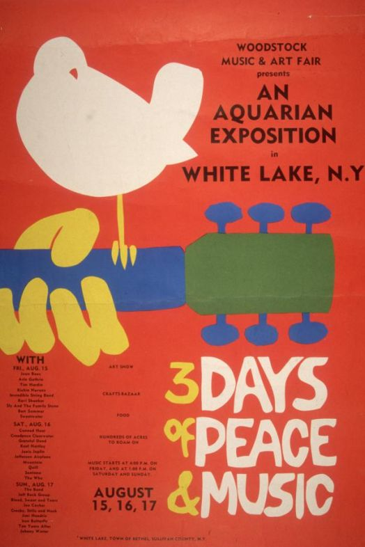 Woodstock Cartel 1969