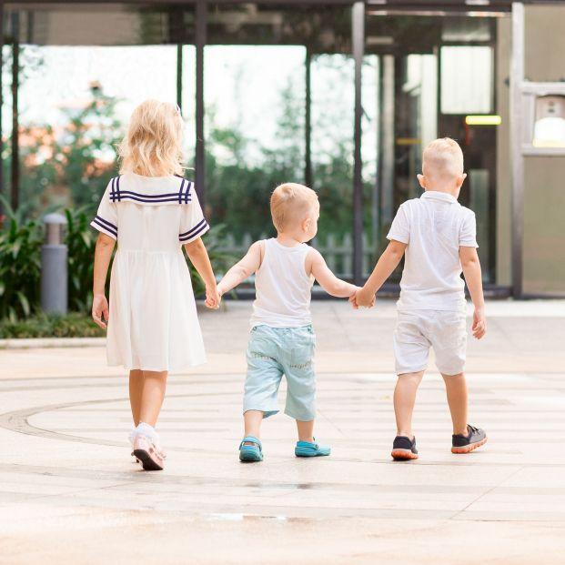 Los hijos son distintos: el mayor, el mediano, el pequeño.... Foto: Bigstock