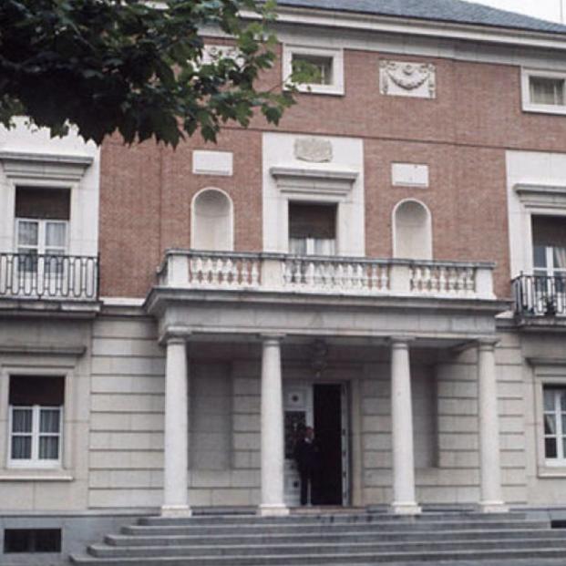 Las habitaciones secretas del Palacio de la Moncloa. Foto: Europa Press
