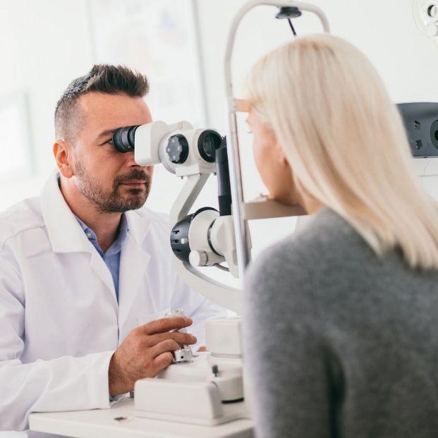 Revisando la hipertensión ocular (Bigstock)