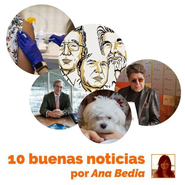 Buenas noticias del 6 de octubre: Ayuda para La Palma