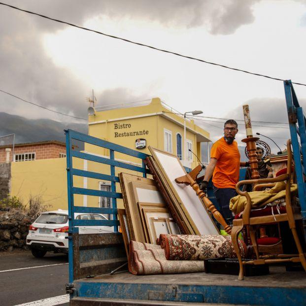 Los afectados por el volcán de La Palma podrán rescatar su plan de pensiones