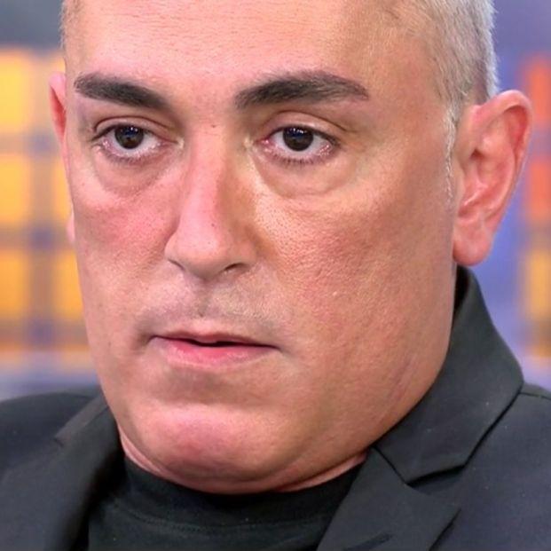"Kiko Hernández deja 'Sálvame' tras la muerte de su ""segunda madre"": ""No estoy bien"""