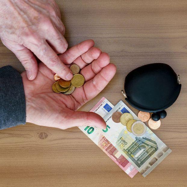 Así quedarán las pensiones mínimas en 2022 con la subida anunciada por el Gobierno