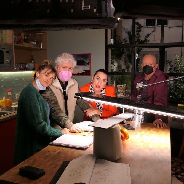 Almodóvar culmina su viaje a la memoria con el estreno de 'Madres paralelas'