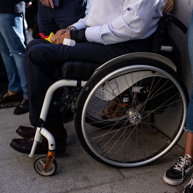 La Eurocámara pide impulsar una tarjeta europea de discapacidad que valga en toda la UE. Foto: Europa Press
