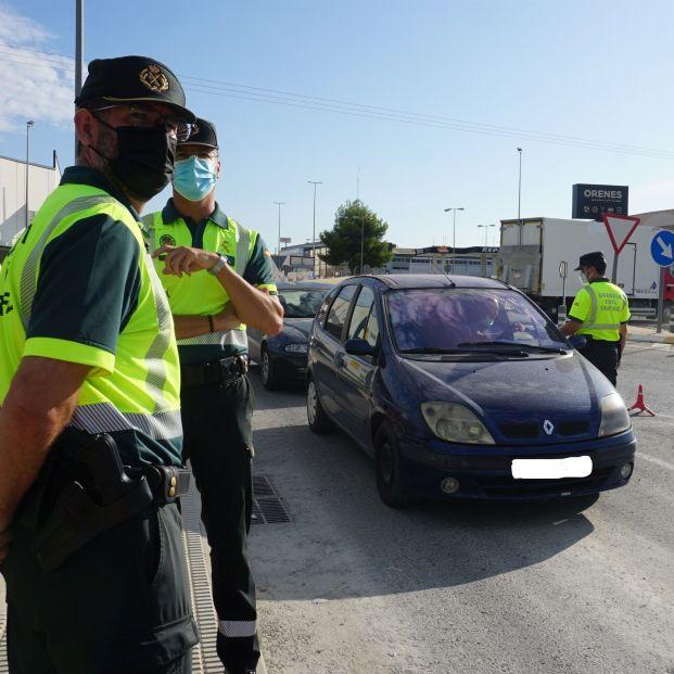La Guardia Civil advierte: este es el motivo por el que no tienes que avisar de un control