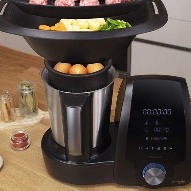 Los mejores robots de cocina de 2021