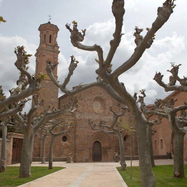 Visita el monasterio de Veruela: se cumplen 850 años de la llegada de la comunidad cisterciense