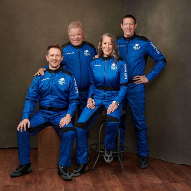 El Capitán Kirk de Star Trek, William Shatner, de 90 años, viajará de verdad al espacio