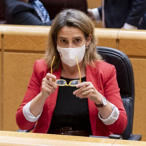 EuropaPress 3984764 vicepresidenta tercera gobierno ministra transicion ecologica reto