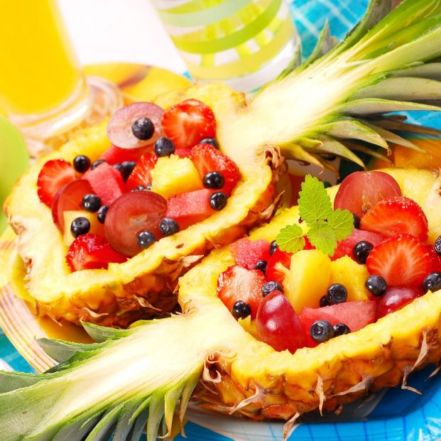 Ideas para que tomes más fruta