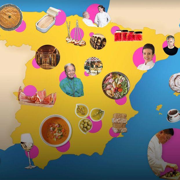 España: cocina abierta: Google lanza su primera enciclopedia virtual