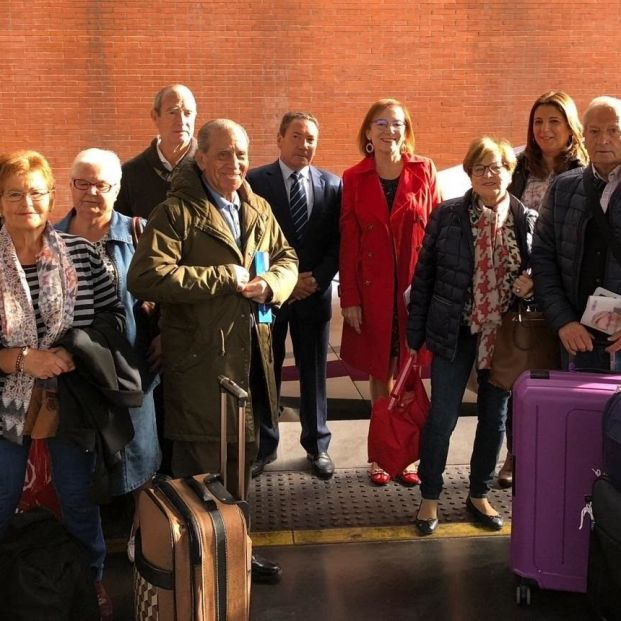 Viajes del Imserso. Foto EuropaPress