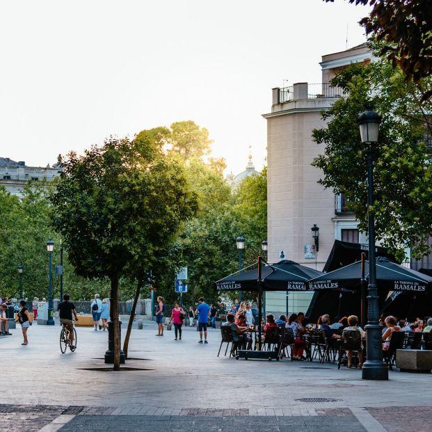 Los mejores restaurantes con terraza