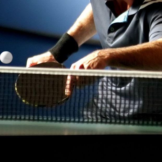 Récord de longevidad en el tenis de mesa (Bigstock)