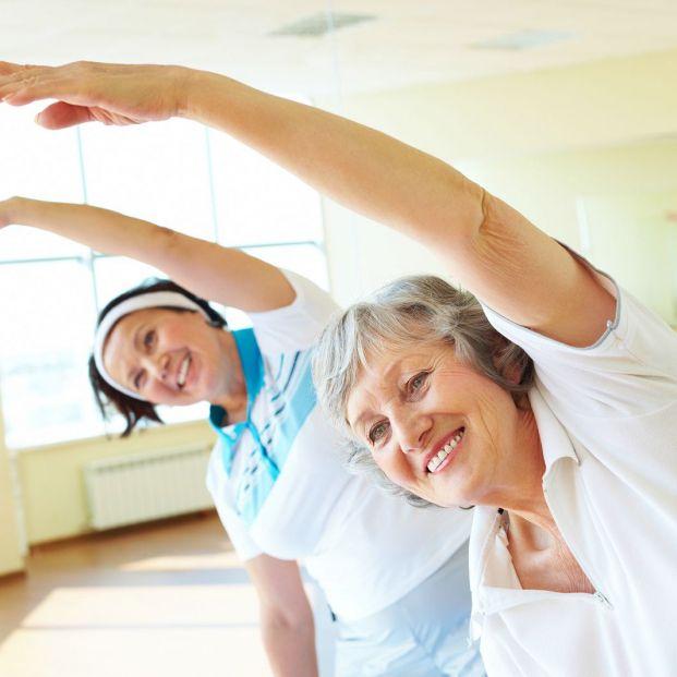 Ejercicios para combatir la osteoporosis desde casa