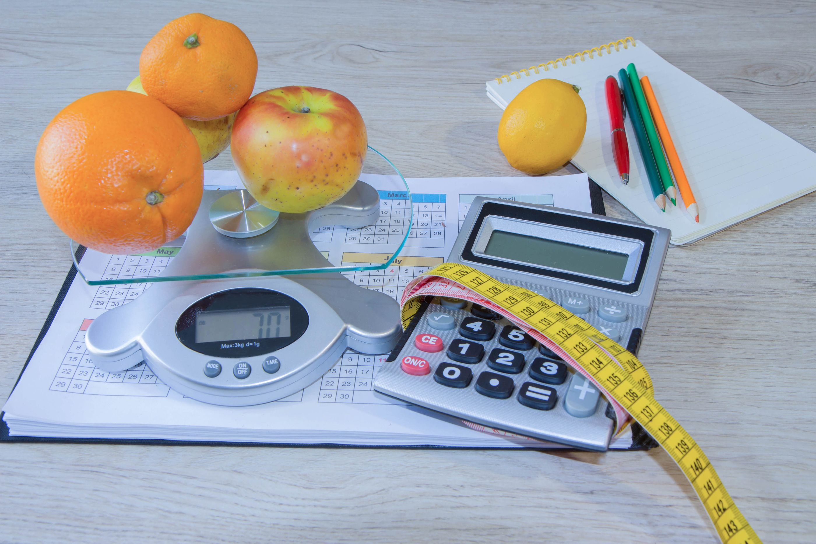 Dieta rápida del centro de pérdida de peso los primeros 3 días