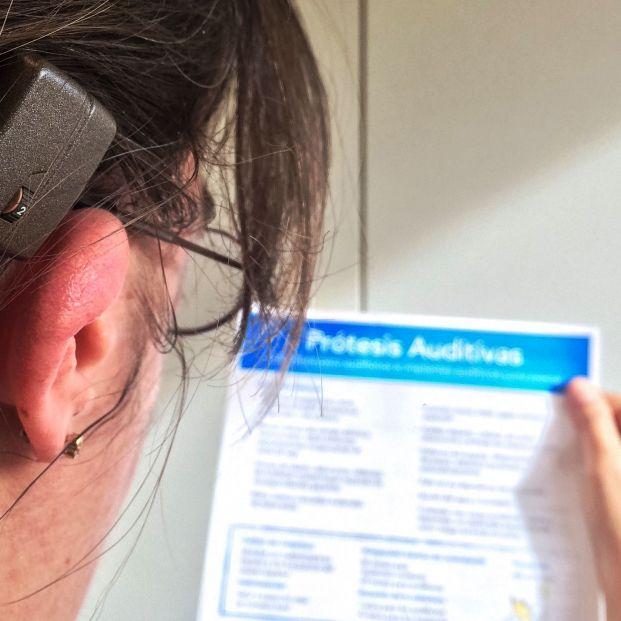 Prótesis auditivas
