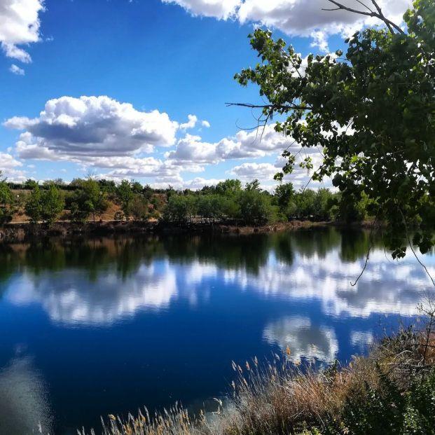 Lagunas cerca de Madrid: laguna de las madres
