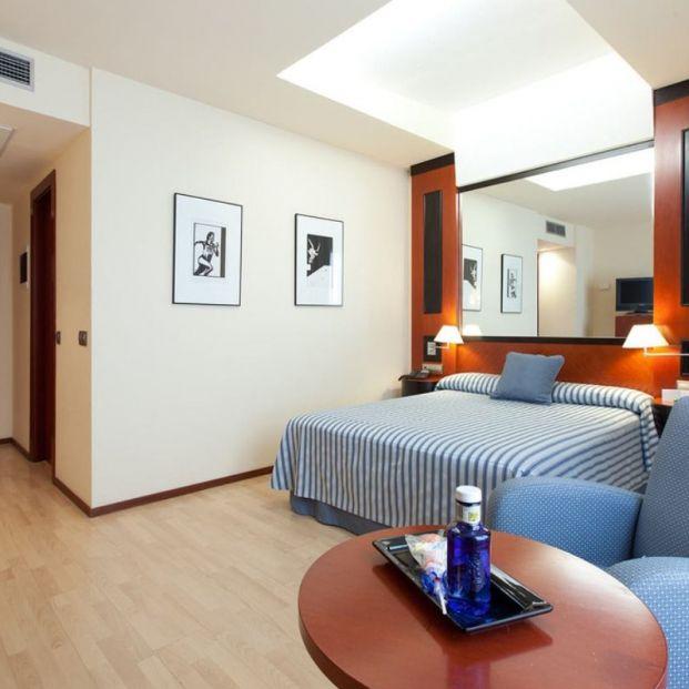 Hotel accesible en Valencia