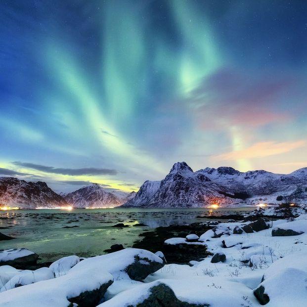 El mejor momento para ver las auroras boreales