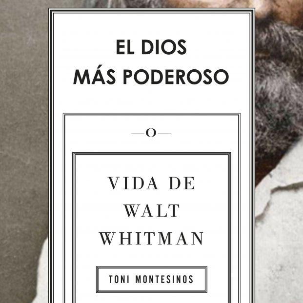 El crítico literario Toni Montesinos lanza la primera biografía en español sobre Walt Whitman