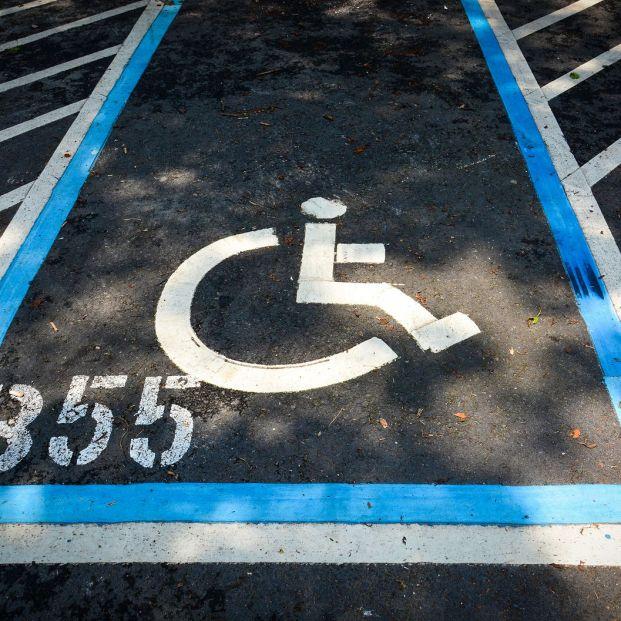 Plazas de aparcamiento para discapacitados