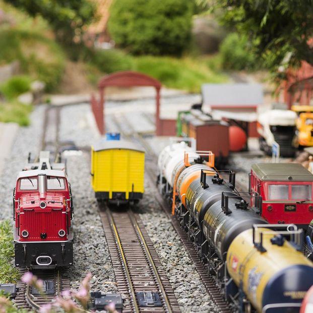 Si te gusta el modelismo ferroviario, nunca es tarde para iniciarse