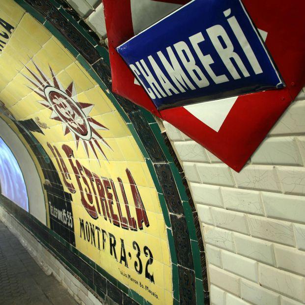 Chamberí, la estación fantasma del metro de Madrid
