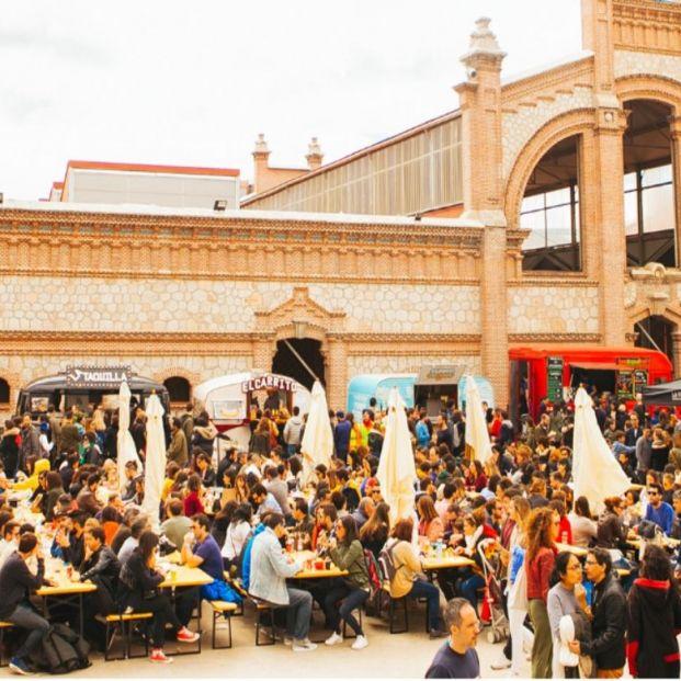 Mercado de Diseño en Madrid