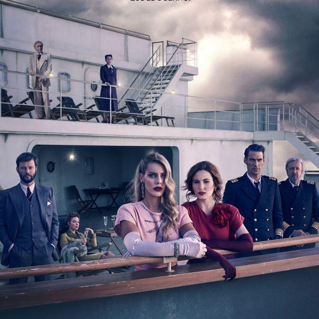 Alta Mar, serie de Netflix