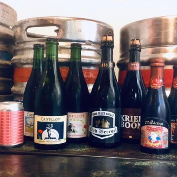 Cervecerías artesanales en Madrid