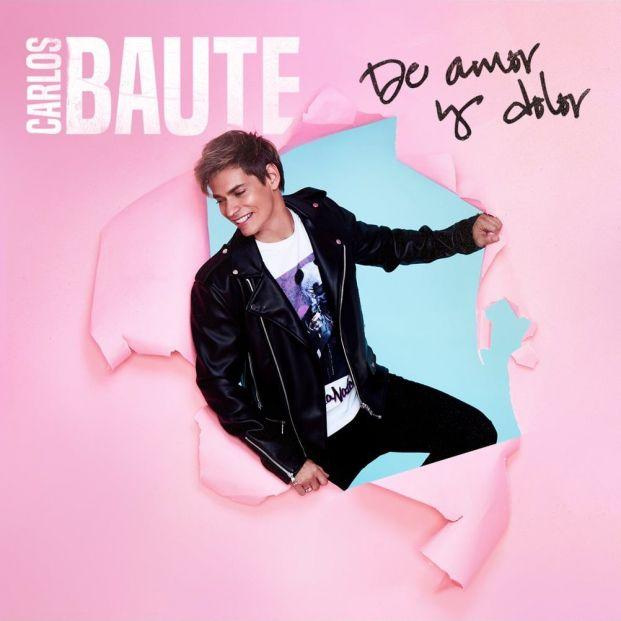 Portada del disco de Carlos Baute, 'De amor y dolor'