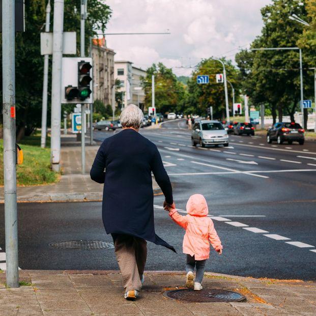 Buenas pautas de seguridad vial para mayores