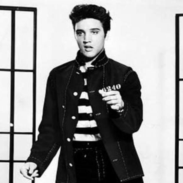 Elvis Presley, protagonista de algunas canciones de hace 65 años