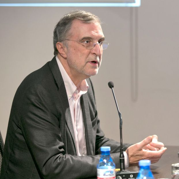 José María Ezquiaga, Decano del Colegio Oficial de Arquitectos de Madrid