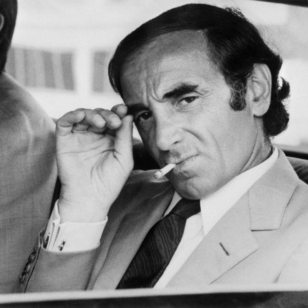 """Charles Aznavour, la voz de la """"chanson"""" francesa"""