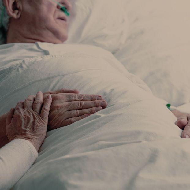 España, a la cola de Europa en cuidados paliativos