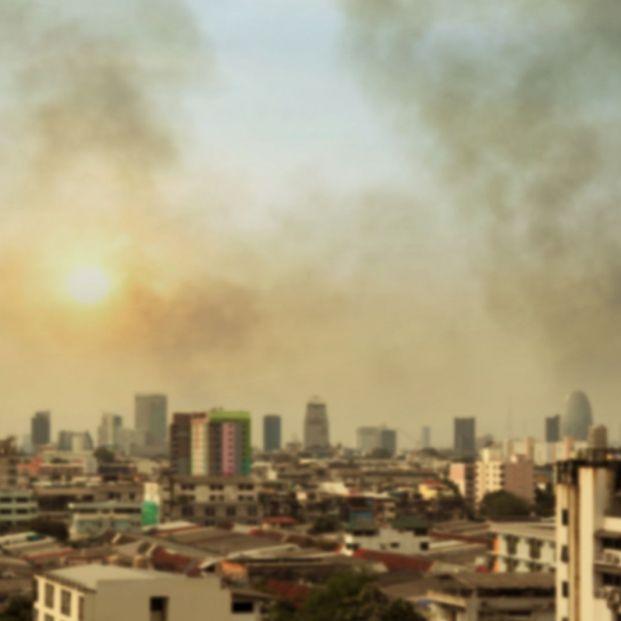 Un estudio confirma una mayor mortalidad a corto plazo por contaminación en Madrid y Barcelona