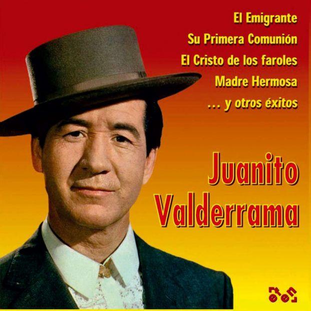 Disco de Juanito Valderrama