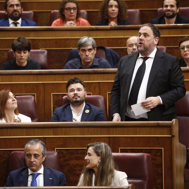 Exvicepresidente de la Generalitat Oriol Junqueras