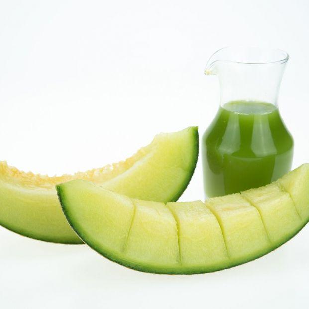 El melón, una fruta rica en vitamina C y potasio