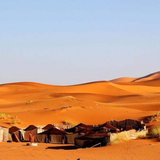 Los mejores destinos para dormir en el desierto