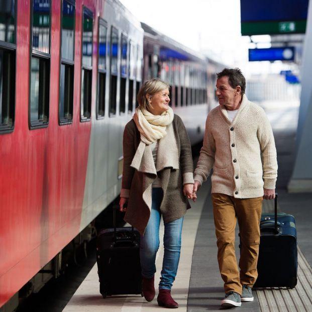 Interrail para mayores de 60 años